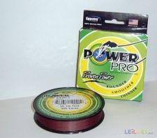 Linha Entrançada POWER PRO Spectra Braid - RED