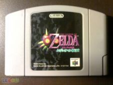 ZELDA THE LEGEND OF MAJORA S MASK N64 Jp Cartucho