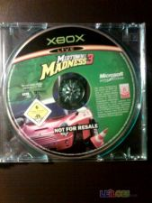 MIDTOWN MADNESS 3 III xr XBOX Só o CD