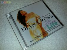 DIANA ROSS (LOVE & LIFE-THE VERY BEST OF) 2 CDs