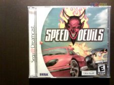 SPEED DEVILS NTSC Dreamcast COMPLETO