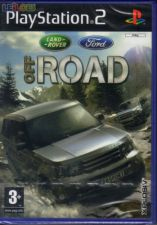 PS2 Ford&LandRover OFF ROAD - NOVO! ORIGINAL! SELADO!!!