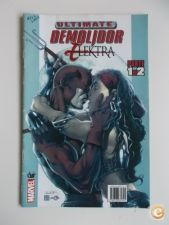 Ultimate Demolidor / Elektra nº1 de 2