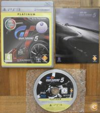 gran turismo 5 (portugues) - sony playstation 3 ps3