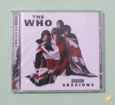 THE WHO_BBC SESSIONS. NOVO e selado.