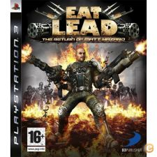 Eat Lead - The Return of Matt Hazard |  Jogo PlayStation 3