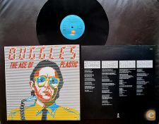 THE BUGGLES 33 PORTUGAL LP *THE AGE OF PLASTIC*