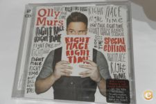 CD e DVD Especial *Olly Murs: Right Place,Rigth Time* Selado