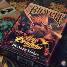 Baralho de Cartas Bicycle - Anne Stokes Age of Dragons