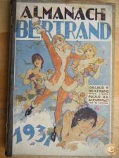 Almanaque Bertrand de 1931 (Aillaud e Bertrand, 1931)