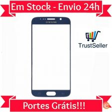 R470 Touch Screen Samsung Galaxy S6 G9200 Azul Petróleo