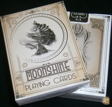 Baralho de Cartas Moonshine Playing Cards By Enigma