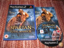 Jogo ps2 Spartan Total Warrior