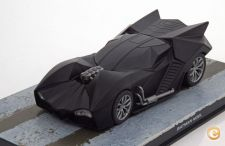 Miniatura 1:43 Batman Batmobile Batman Noel