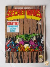 Secret Wars nº4