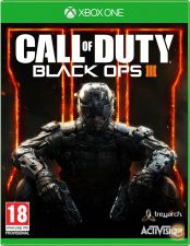 XBOX ONE - Call of Duty Black Ops 3 III - NOVO/SELADO