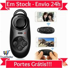 Z173 Comando Gamepad Wireless Selfies Shutter IOS Android