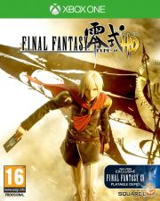XBOX ONE - Final Fantasy Type-0 HD - NOVO/SELADO - ENVIO JÁ