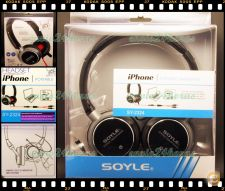 Headfones fones d ouvido MP3 MP4 MP5 CD Ipod Ipad smartphone