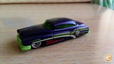 2016 HOT WHEELS - JOKER  SO FINE     BATMAN LOOSE NOVO