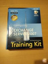 Manuais Microsoft Training Kit com Vouche