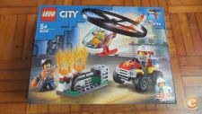 60248 Lego City - Fire Helicopter Response