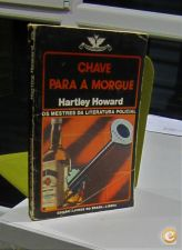 (Vampiro 456) Chave para a morgue / Hartley Howard