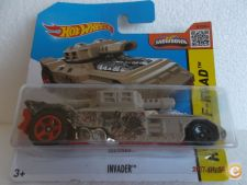 2015 Hot Wheels 087-1. Invader