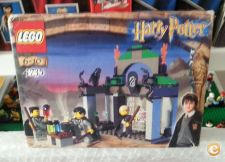 Lego 4735 Harry Potter Slytherin Novo e Selado Descontinuado