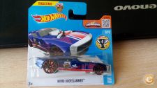2016 HOT WHEELS - NITRO DOORSLAMMER   1/64  *NOVO*