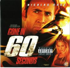 THE CULT, GOMEZ, MOBY, APOLLO 414 | Gone In 60 Seconds: OST