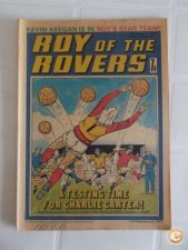 Roy of the Rovers - 5 March 1977
