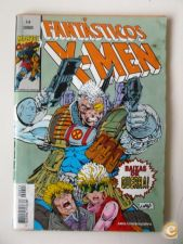 Fantasticos X-Men nº14