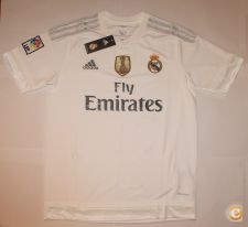 Camisola Real Madrid 15/16