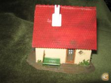 Faller-Casa Familiar Chalet-Made in Germany-Vintage.