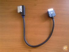 MDI Cabo Apple 30 pin adaptador (5N0 035 554 B)