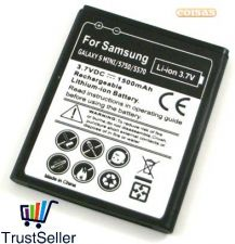 L414 BATERIA Samsung Galaxy Mini 5750 5570 1500mAh EM STOCK