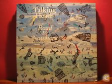 """Talking Heads- Road To Nowhere / New Wave / VG Plus / 12"""" Mx"""