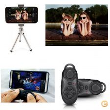 COMANDO BLUETOOTH JOYSTICK GAME PAD CONTROLLER ANDROID / IOS