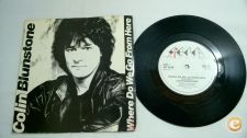 "COLIN BLUNSTONE Where Do We Go From Here 7""Single (Keats)"