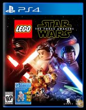 PS4 PLAYSTATION 4 LEGO STAR WARS THE FORCE AWAKENS  SELADO