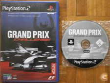 grand prix challenge - sony playstation 2 ps2