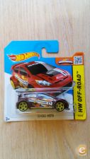 2015 HOT WHEELS - 2012 FORD FIESTA      1/64  *NOVO*