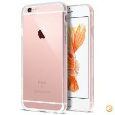 Capa Ultra Fina Silicone Gel Transparente p/ iPhone 6s Plus