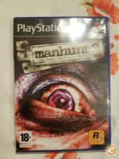 Playstation Manhunt 2 NOVO