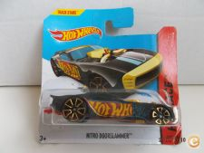 2014 Hot Wheels  159-1. Nitro Doorslammer