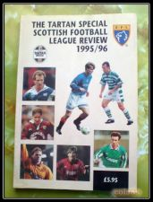 The Tartan Special he Scottish Football League Review 95/96
