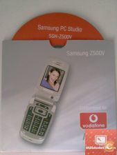 CD Samsung PC Studio SGH-Z500V