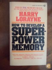 How to develop a supe-power memory