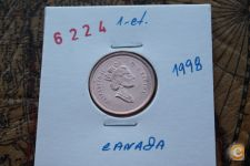1-Centime_CANADA_1998                           A/R= [ 6224]
